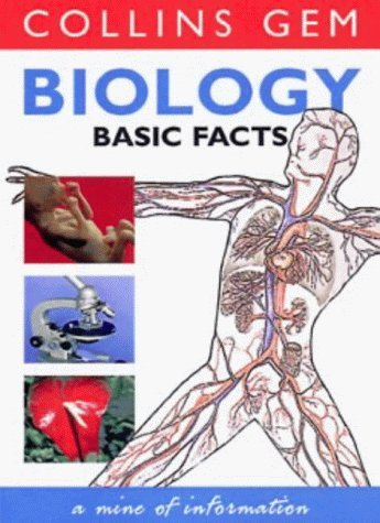 Collins Gem Biology: Basic Facts (Collins Gems Basic Facts) by T.A. McCahill (2001-02-01)