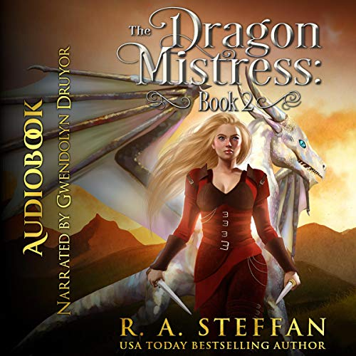 The Dragon Mistress, Book 2  cover art
