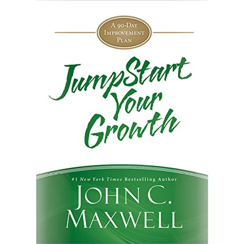 JumpStart Your Growth audiobook cover art