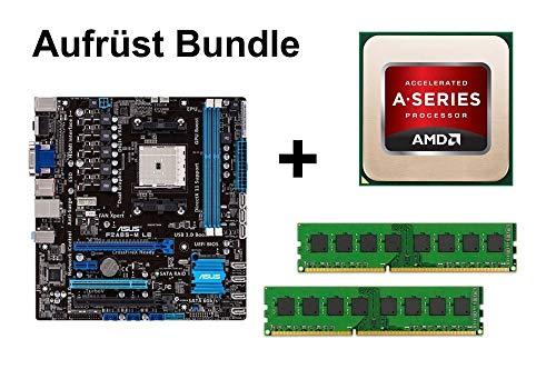 Aufrüst Bundle - ASUS F2A85-M LE + AMD A10-5700 + 16GB RAM #84145