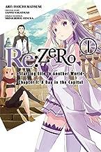 re zero manga english
