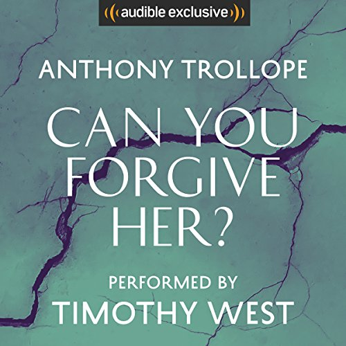 Can You Forgive Her? audiobook cover art