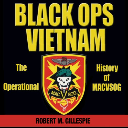 Black Ops, Vietnam audiobook cover art