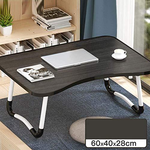 Verstelbare Portable Notebook Computer Desk Stand, Inklapbare Computer Bureau van de Lezing Bed Stand, D leilims (Color : B)