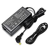 BYTEC 19v 3.42A 65W AC Adapter Charger Compatible with Toshiba Satellite C55 C655 C850 C50 L755 C855 L655 L745 P50 C855D C55D S55, Portege Z30 Z930 Z830, Satellite Radius 11 14 15 Power Cord Supply