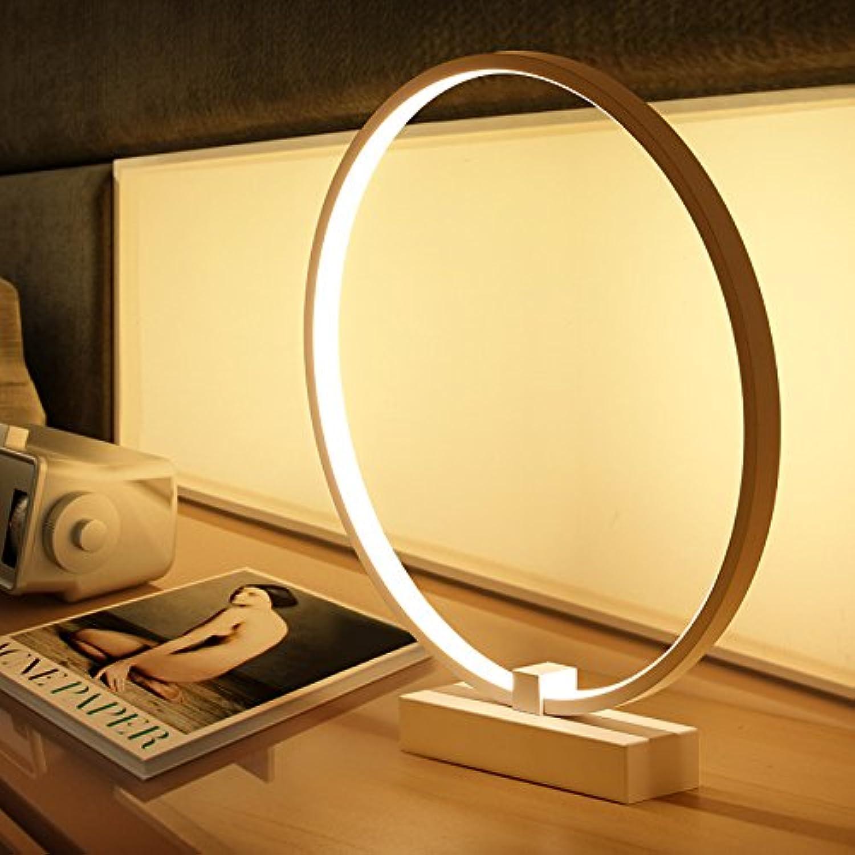 Einfache und kreative acryl LED runde augenlampe schlafzimmer studie warme persnlichkeit lichter, 290x250x50-18w