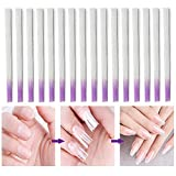 Tingbeauty Fiberglass Nail Extension 100PCS