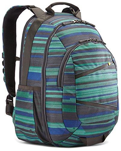 Case Logic Berkeley II Rucksack für Notebook/Tablet bis 39,6 cm (15,6 Zoll) Strato