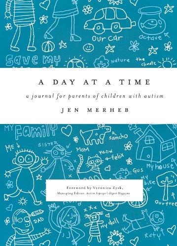 A Day at a Time: A Journal for Parents of Children with Autism