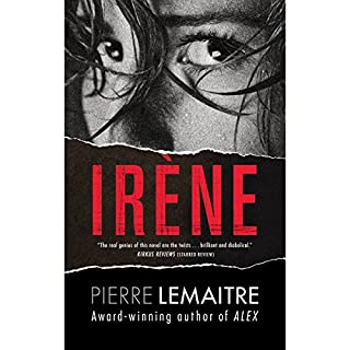 Irene audiobook cover art