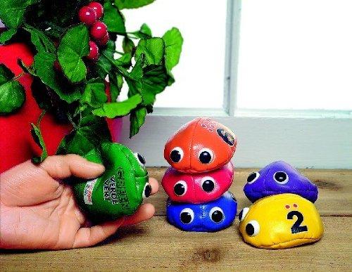 Unbekannt Bean-Bags Marienkäfer 6er