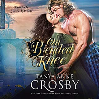 On Bended Knee audiobook cover art