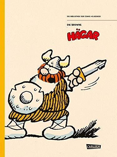 Die Bibliothek der Comic-Klassiker: Hägar, der Schreckliche