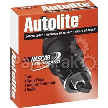 Autolite Spark Plugs 4093 Spark Plug 4093 Copper  sold Individually