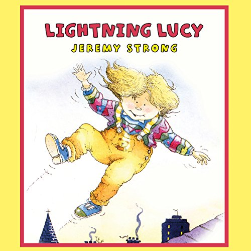 Lightning Lucy cover art
