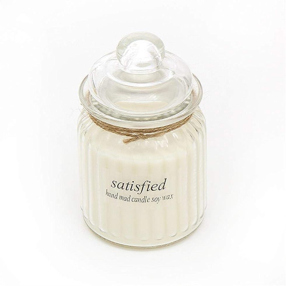 国王 ガラスアロマセラピーガラス無毒環境にやさしい用品キャンドル長持ちする香り (色 : Citrus)