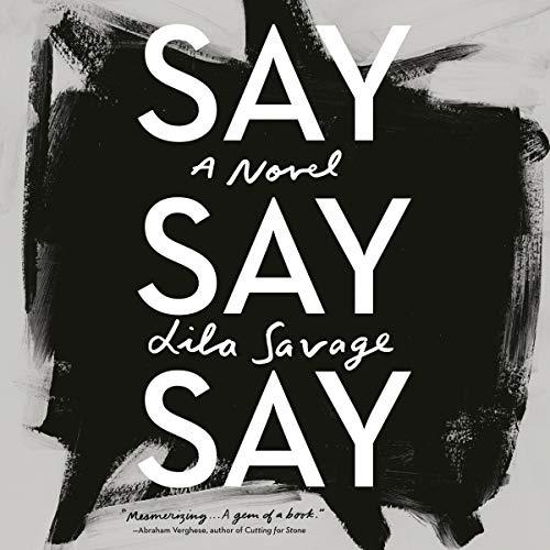 Say Say Say audiobook cover art