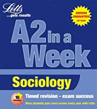 A2 in a Week: Sociology (Revise A2 in a Week) by Michael Orr-Love (2001-07-01)