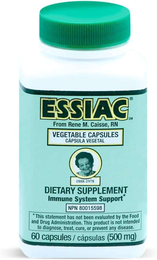 ESSIAC All-Natural Herbal Extract Capsules 60 Ultra-Cheap Deals Power capsules – All items in the store