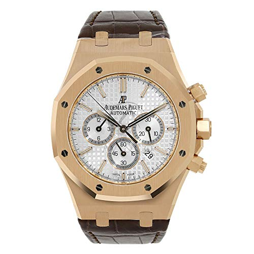 Audemars Piguet Royal Oak Chronograph Automatic 18 kt Rose Gold Mens Watch 26320OR.OO.D088CR.01