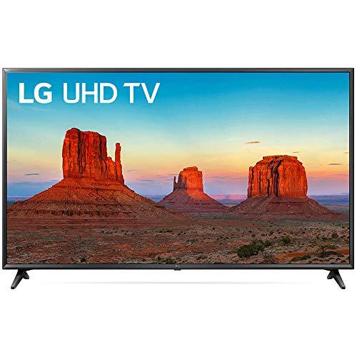 LG Smart TV 65″ 4K UHD 65UK6090PUA (Renewed)