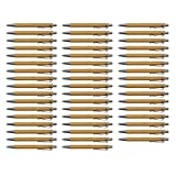 Kugelschreiber Bambus Holz Kuli Set verschiedene &...