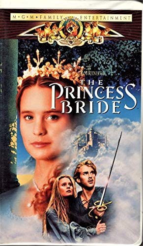 The Princess Bride [VHS] New Jersey