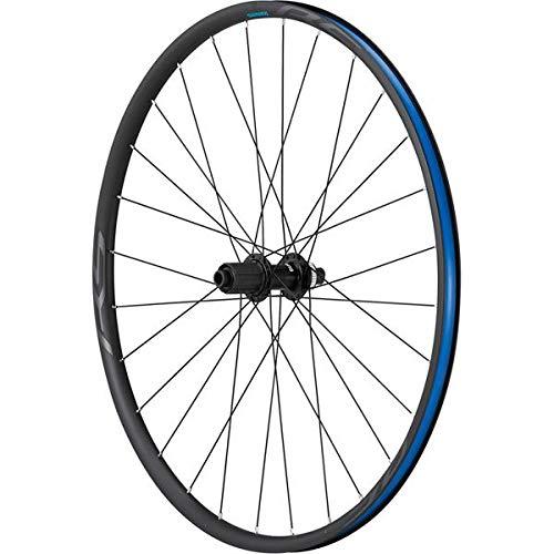 Shimano Wheels Wh-Rs171 650B Ruota 10/11-Speed, 12X142Mm E-Thru, Disco di bloccaggio centrale, Nero, Posteriore