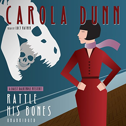 Rattle His Bones audiobook cover art
