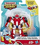 Transformers Rescue Bots Academy Heatwave The Fire Bot 4.5' Toy Converting Action Figure