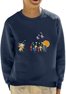 Cloud City 7 Little Big Army Pikmin Kid's Sweatshirt