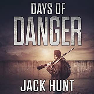 Days of Danger cover art