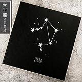 ZHAS Constellation DIY Album Selbstklebendes Album Handgemachtes Geschenk Paar selbstgemachtes...
