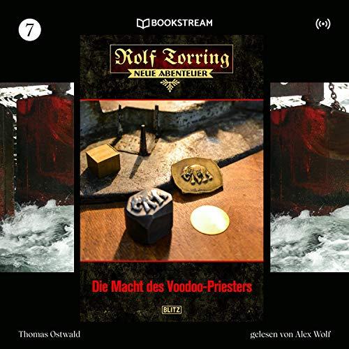 Die Macht des Voodoo-Priesters Titelbild