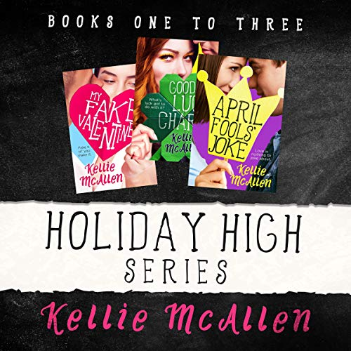 Holiday High Series: A YA Contemporary Romance Collection cover art