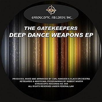 Deep Dance Weapons EP
