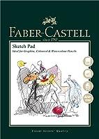 Faber-Castellアート&グラフィックスケッチパッド、40枚入りのA4 160 gsmパッド