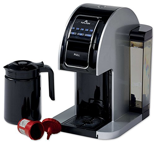 Touch Plus Single Serve Coffee Brewer w/...