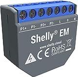 SHELLY EM medidor de energia