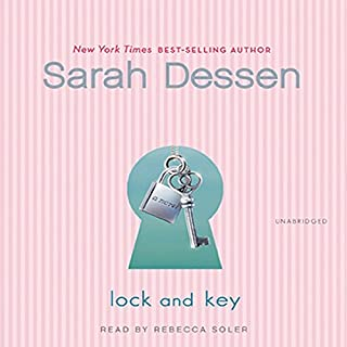 Lock and Key audiobook cover art