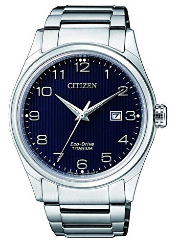 Citizen Reloj Análogo clásico para Hombre de Energía Sola