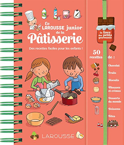Mon premier livre de pâtisserie