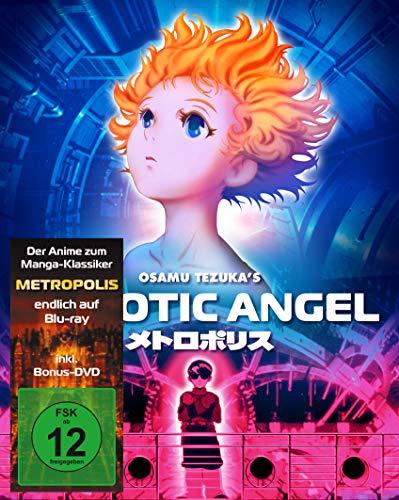 Robotic Angel - Mediabook - Cover A (+ DVD) (+ Bonus-DVD) [Blu-ray]