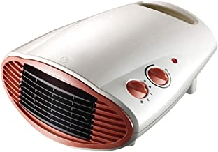 XHHWZB Calentador de baño calentador de Inicio resistente al calor impermeable montado en la pared de doble uso eléctrico pequeño calentador de ahorro de energía de escritorio montada en la pared vert