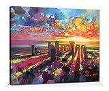 1art1 Stonehenge - Equinox, Scott Naismith Poster