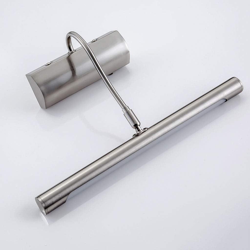 *badezimmerlampe Spiegel Frontleuchte LED Bad Anti-fog Wandleuchte Schminktisch Spiegel Schrank Lampe Einfache Spiegel Scheinwerfer (Farbe : A-Warmes Licht) A-warmes Licht