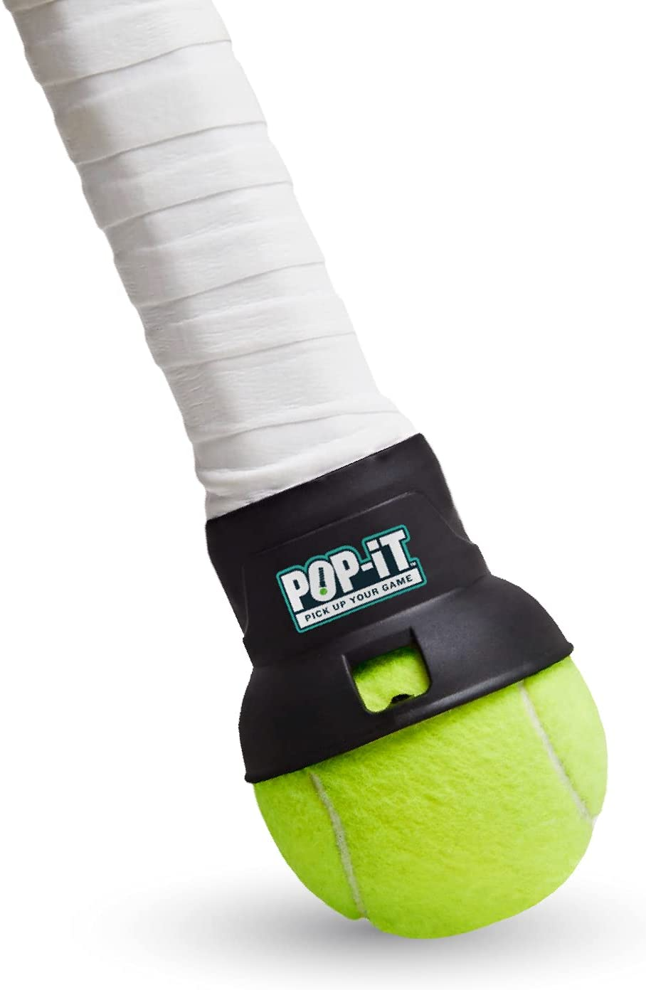 POP-iT Easy Tennis Ball Pick Dealing full price reduction Equipment Gifts Nashville-Davidson Mall Accessory Up