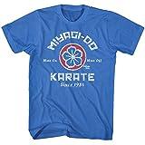American Classics - Camiseta de Karate Kid Miyagi Do para hombre - Azul - Medium