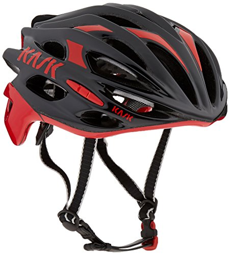 Kask Mojito - White/Red - X-Large