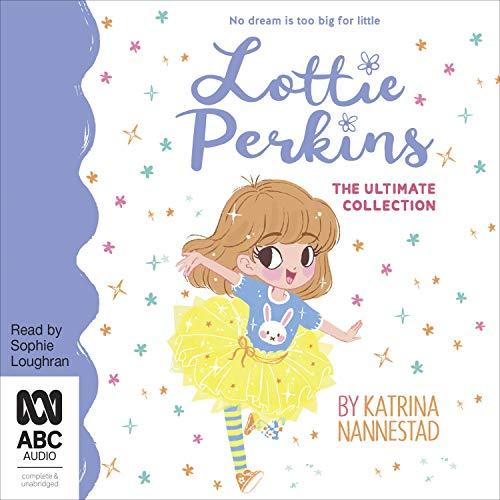 Lottie Perkins cover art